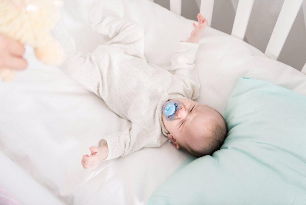 Prečo nejde uspať bábätko