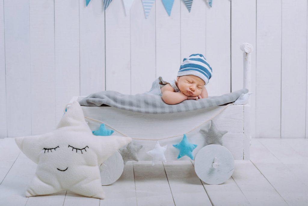 Nočná rutina pre lepší spánok bábätka